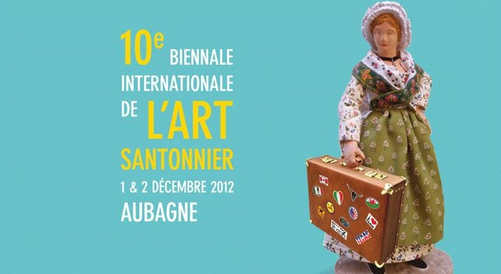 10e Biennale internationale de l'art santonnier 2012