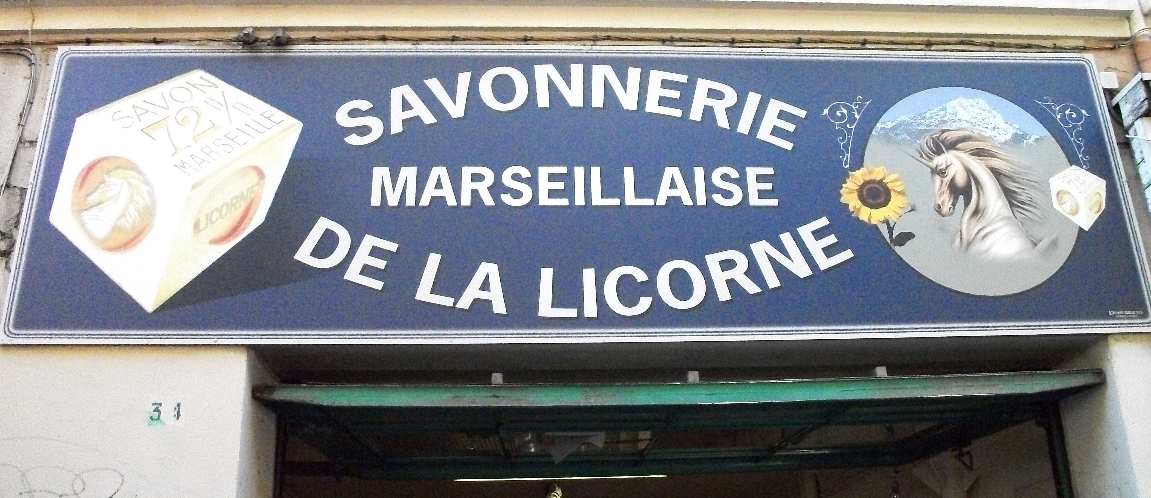 l'usine artisanale et familiale la Licorne