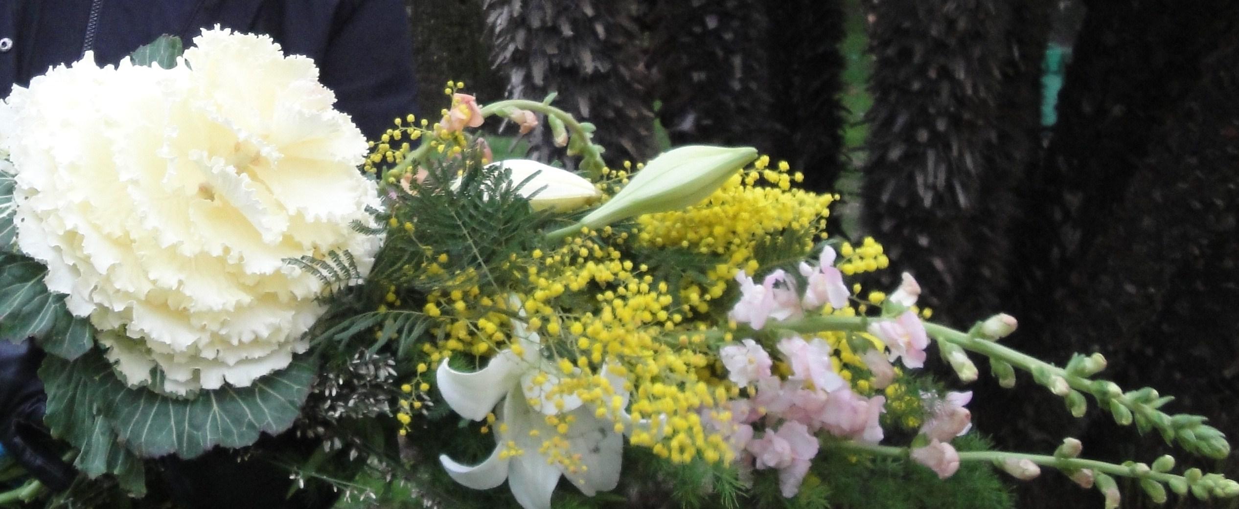 Fleurs de bataille -Corso-fleuri