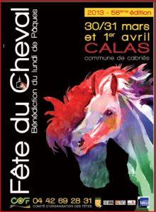 Fête du cheval 2013 Calas