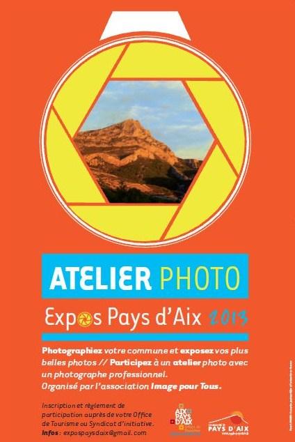 Expos photos Pays d'Aix 2013
