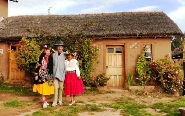 Voyage au Pérou chez l'habitant - Photo Anapia voyages