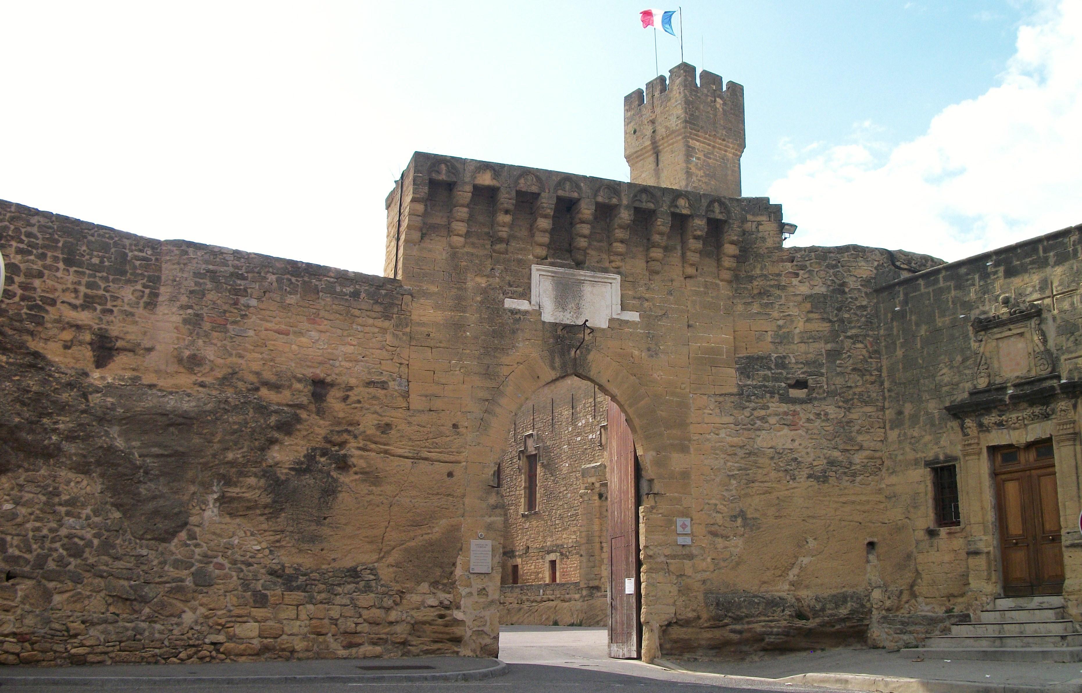 Chateau de l'Emperi Salon de Provence