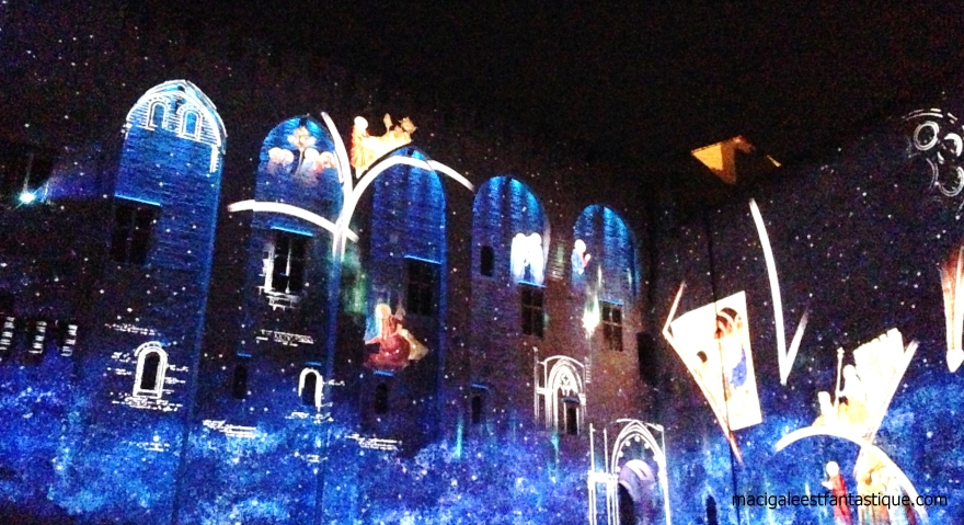 Avignon Luminessences 2013