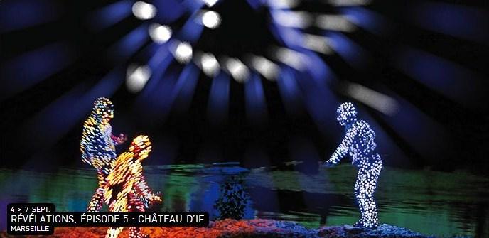 Groupe F Révélations épisode #5 Château d'If