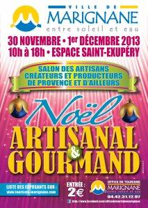 Noël artisanal et gourmand - Marignane