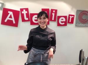 Annelyse Chardon - Finaliste masterchef 2012