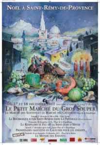 Noël à Saint Rémy de Provence