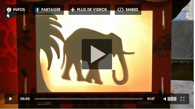 Coco d'en haut® vidéo itele 08.12.2013