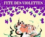 Fête des violettes Tourrettes sur loup 2014