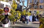 Fête du mimosa Biot 2014