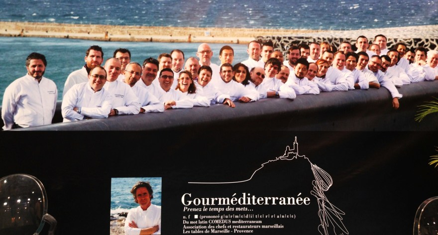 Les Grands chefs Gourméditerranée