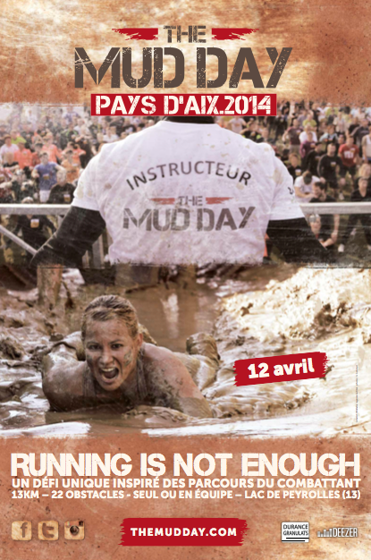 The Mud Day en Pays d Aix