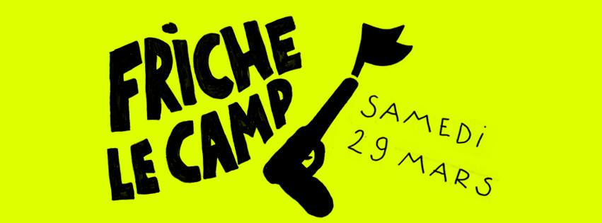 Yes we Camp & Friche le camp