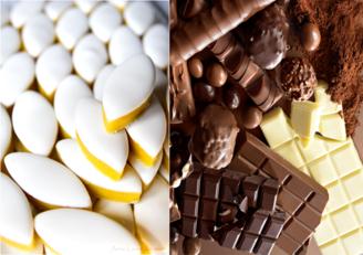 Calissons et Chocolat