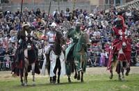Combat médiévaux - Biot.fr
