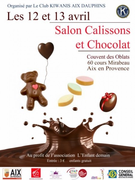 Salon Calissons et Chocolat
