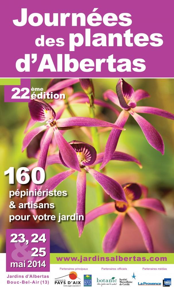 Les journées des plantes d'Albertas