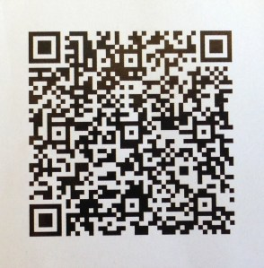 Flashcode programme Secrets d'ici