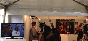 Salon TV retransmission en live sur le site du Sm'ARt