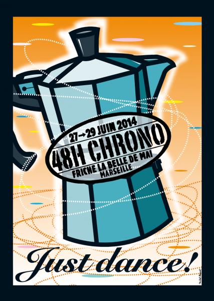 48H Chrono - Friche Belle de mai
