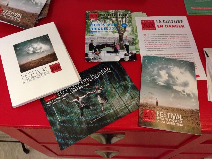 Festival d art lyrique ouverture juin 2014
