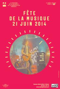 Fête de la musique Aix en Provence -