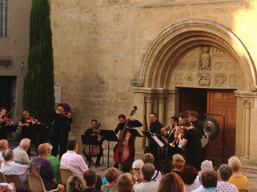 Musique à l'Emperi église St Michel