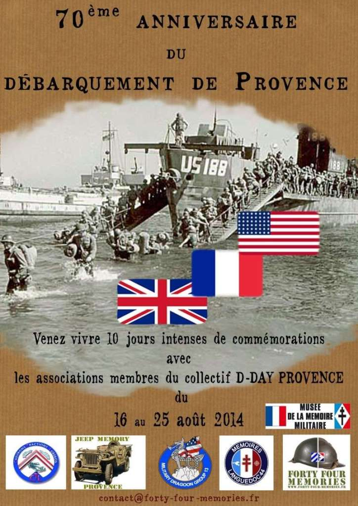 Collectif D-Day Provence