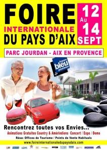 Foire internationale du Pays d'Aix