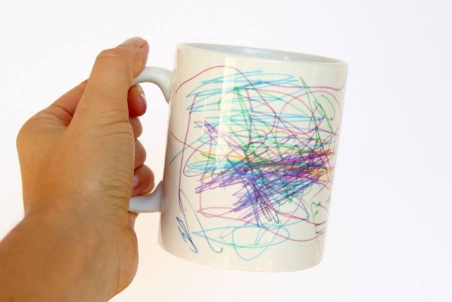 So Mug - dernière oeuvre de votre petit Cigalou