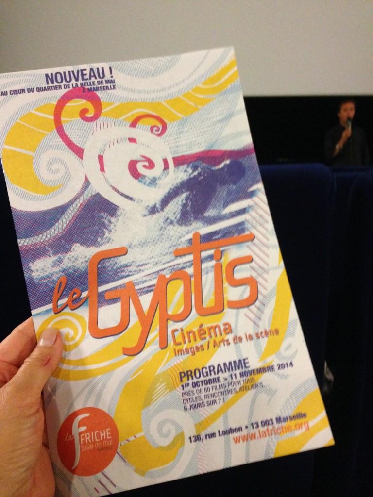 Cinéma Gyptis Marseille - Programme