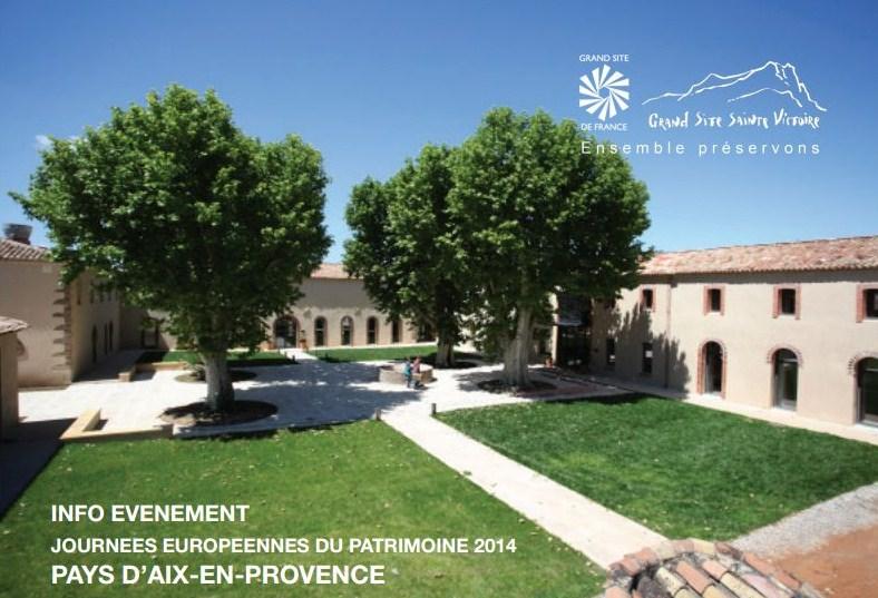 Journée du Patrimoine Grand Site Sainte Victoire