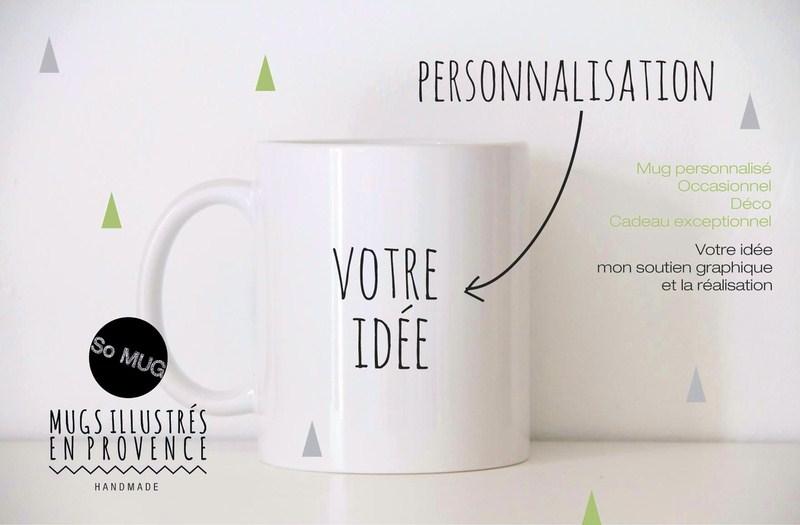 So mug - personnalisation