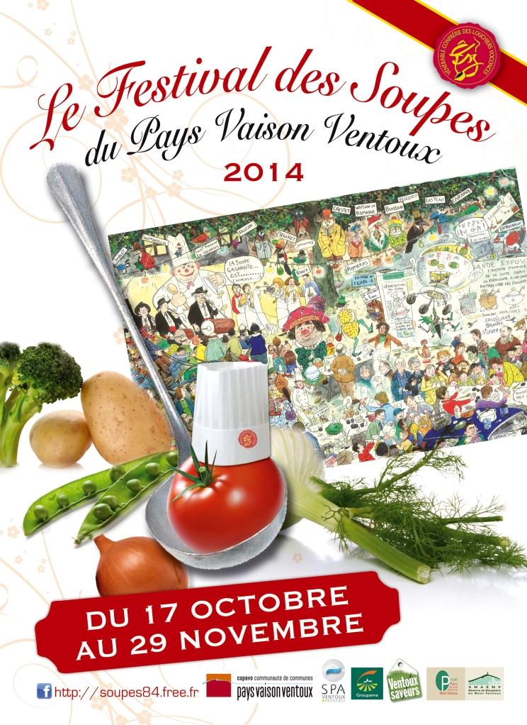 Festival des soupes 2014