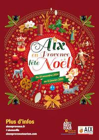 Aix en Provence fête Noël