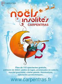 Noëls insolites Carpentras
