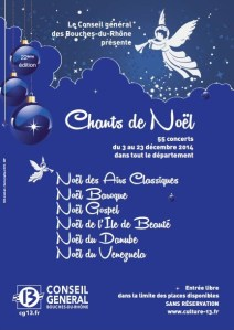 Chants de Noel du Cg13