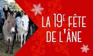19ème fête de l'âne - Allauch