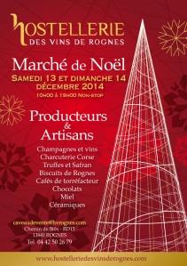 Marché de Noel - Hostellerie des vins de Rogne
