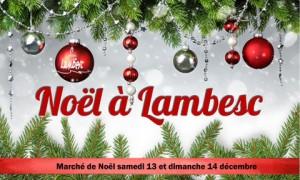 Noël à Lambesc