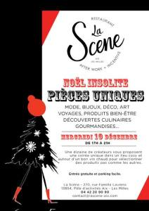 Marché de Noël - La Scène Aix