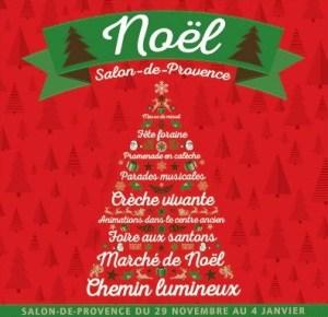 Noel à Salon de Provence